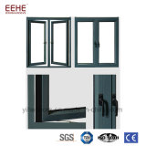 Ввозимые товары Windows звукоизоляционных алюминиевых дверей Windows большое стеклянное открытое