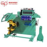 Chapa alisadora Uncoiler automática Pressione a máquina e Decoiler Use na linha de Imprensa China Fornecedor
