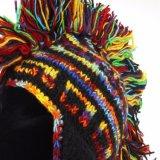 I cappelli del pattino di inverno del cappello delle donne per le donne delicatamente scaldano il cappello lavorato a maglia del Beanie del cappuccio di Earflap