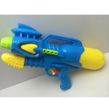 Pistola di acqua di plastica di sconto di partito di favori della pompa del meccanismo dei giochi più poco costosi della fucilazione