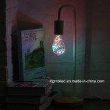 구리 철사 끈 LED 전구 낮은 힘 3W