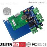 Het Toegangsbeheer van de Nabijheid TCP/IP RFID Met de Lezer van de Kaart