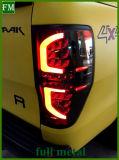 Indicatori luminosi della coda del LED per il guardia forestale 2012-2016 del Ford T6 T7 Wildtrack