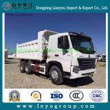 판매를 위한 Sinotruk HOWO 6X4 371HP 팁 주는 사람 덤프 트럭