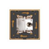 Livolo estándar de la UE toma de televisión por satélite toma de corriente Vl-C791ST-13/15
