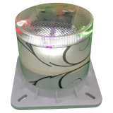 Indicatore luminoso solare della rete fissa dell'indicatore luminoso del sensore del giardino del LED