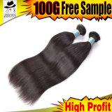 波状高品質10Aのブラジルの毛