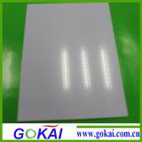 Feuille grise rigide de PVC avec le bon prix