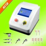 Aplicación personal de la máquina del equipo del laser de la cavitación del RF del cuidado de piel de la belleza