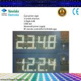 LED de 6 pulgadas de carteles de precios de la Electrónica (8,88)