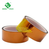 Poliamida resistente a altas temperaturas con cinta adhesiva de silicona