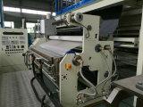 HDPE/EVA/PVC/Tpo impermeabilizan la cadena de producción de la membrana