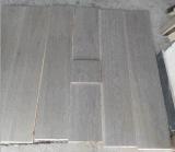 Roble gris personalizado diseñado pisos de madera