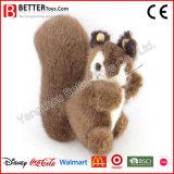 OEM van China het Goedkope Pluche Gevulde Dierlijke Zachte Stuk speelgoed van de Eekhoorn