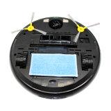 Широкий всасывание завальцовки и пылесос робота щетки домочадца фильтра