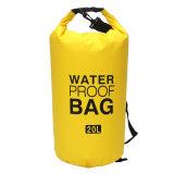Vendita calda del Amazon che fa galleggiare sacchetto asciutto impermeabile per esterno o accamparsi