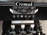 25л/ч коммерческого замороженный йогурт мягкий служить мороженое машины