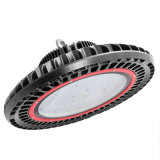 Indicatore luminoso del UFO LED Highbay di illuminazione del garage del magazzino del workshop (RB-HB-100WU2)