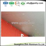 Модных декоративных материалов H-образный алюминиевые накладки потолка