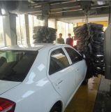 Alta calidad rápida del sistema del equipo de la limpieza del túnel de coche de la máquina automática de la colada con 7 cepillos