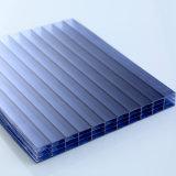Ein das vier Wand-Polycarbonat-Höhlung-Blatt für Sun-Schutz ordnen