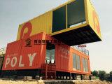 Oficina prefabricada estándar del envase de Australia