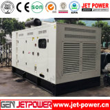 300kVA 디젤 엔진 한국 Doosan 엔진 방음 발전기