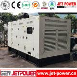 gerador Soundproof Coreia Doosan do motor Diesel de 300kVA
