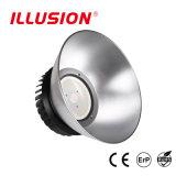 CA 90-305V Philips 3030 130Lm/w 100W IP65 5 años de alta luz warrenty de la bahía del LED