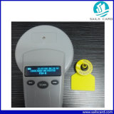 Etiquetas de la etiqueta de oído de la buena calidad ISO11784/5 134.2kHz TPU RFID