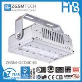 40W Luminária LED Industrial de Chips de Philips E com Garantia de 5 Anos