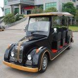 販売のための8人の乗客の標準的な電気自動車