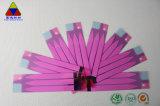Двухсторонний розовый аккумулятор легко вытянуть клейкие ленты для телефона