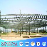 Professionnel de longue durée de la Structure légère en acier à faible coût Atelier de Guangzhou en Chine