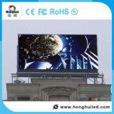 Intense Afficheur LED extérieur du luminosité P8 pour le film publicitaire