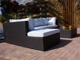Сад патио плетеной / Угловой диван - Набор плетеной мебелью (GN-9121S)