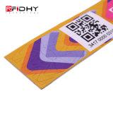 Un día utilice papel Tyvek pulseras RFID RFID de Zebra de impresoras de pulsera