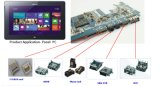 Mini USB Schakelaar 5m het B van het Soldeersel voor de Elektronika Van de consument
