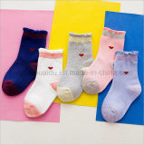 Новая мода в полосы Star малышей Sock хлопка