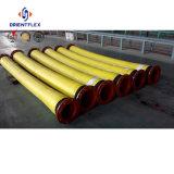 Tubo flessibile di gomma del fango dei residui di alta qualità di fabbricazione