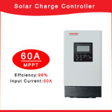 MPPT Hybrid Solar Charges Controllers 12V 24V 48V with Solar Power Station, Home Solar Power System etc Application