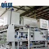 Filtro Prensa de la correa para el tratamiento de aguas residuales y lodos ETP de deshidratación para la venta