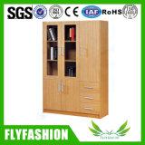 Het houten Kabinet van het Dossier in Bureau (od-148)