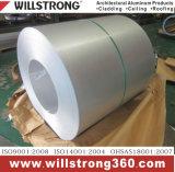 Bobinas especiales del aluminio del color para el ACP