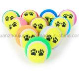 Soem-heißer Verkaufs-Gummihaustier-Hundespielzeug-Kugel