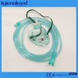 PVC 산소 마스크를 의학 사용하십시오