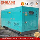 generatore diesel insonorizzato 220volt del Cummins Engine di potere 120kVA