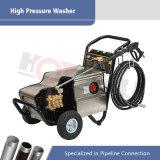 Máquina de chorro de agua 2800 Psi 193bar limpiador de alta presión (HL-2800MB-25)