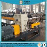 Cuadro de HDPE de granulación línea de maquinaria de la extrusora de dos etapas