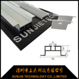 Anerkanntes LED Aluminiumprofil des Cer-für LED-lineares helles Gehäuse